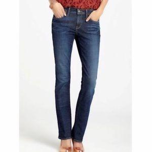 Anthropologie Pilcro Stet Fit Slim Boot Jeans